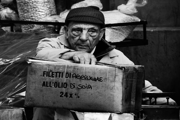 """Mostra online di B. Monica """"Palermo dritta al cuore"""" - 2."""