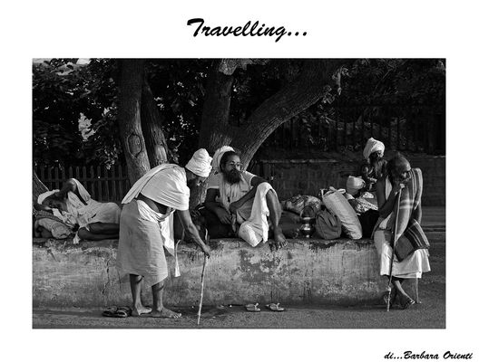 "Mostra online di Barbara Orienti: ""Travelling"""