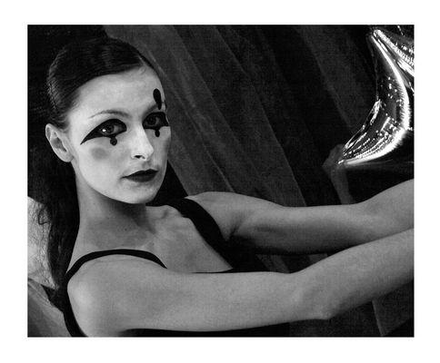 """Mostra online di Barbara Rossi: """"Starlight"""" - 1. Black&White"""