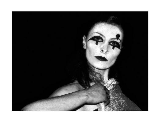 """Mostra online di Barbara Rossi: """"Starlight"""" - 4. Masquerade"""