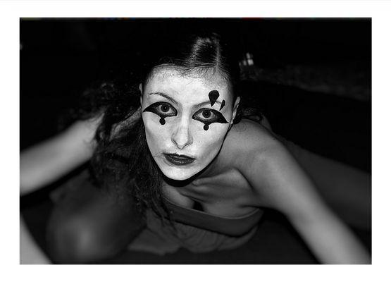 "Mostra online di Barbara Rossi: ""Starlight"" - 9. Eyes"