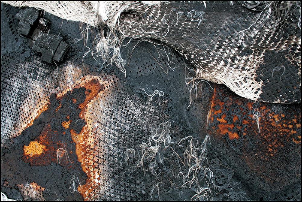 "Mostra online di Biagio Donati ""Burned textures"" - 5."