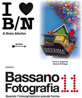 "Mostra online di Bruno Alberton ""I love B/N"""