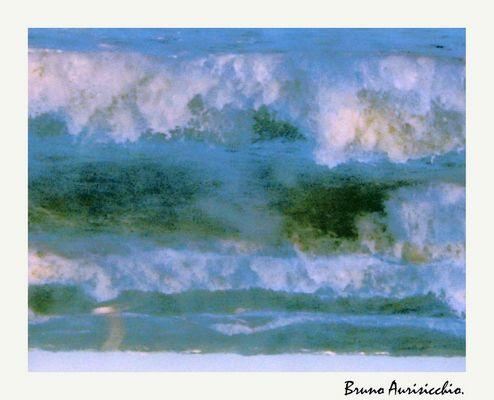 """Mostra online di Bruno Aurisicchio: """"Il mare"""" - 1. Un mare in tempesta"""