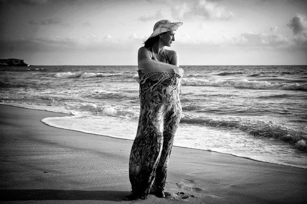"""Mostra online di Carlo Atzori """"Il mare..."""" - 7. Amare"""