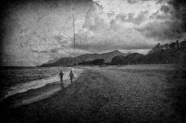 """Mostra online di Carlo Atzori """"Il mare..."""" - 9. Il tempo scorre, i ricordi rimangono"""