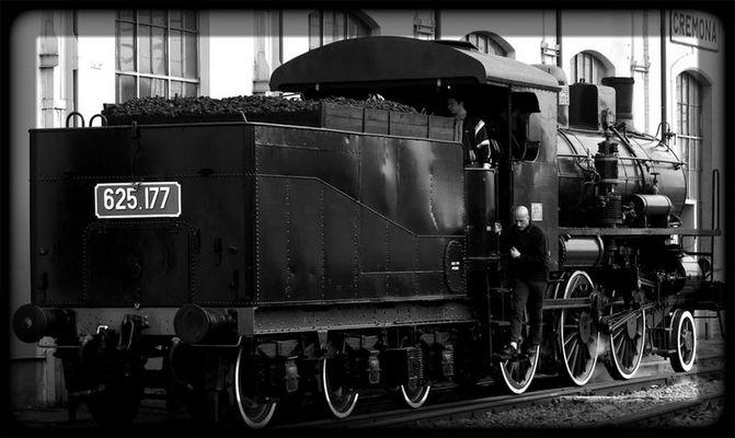 Mostra online di Carlo Ferraroni: Treni - 1. Ricordi