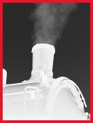 Mostra online di Carlo Ferraroni: Treni - 7. Radiografia