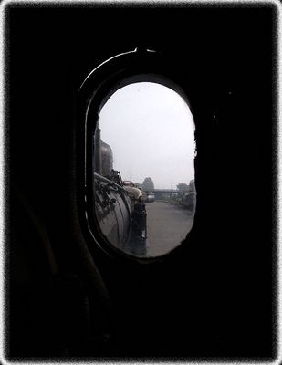 Mostra online di Carlo Ferraroni: Treni - 8. Cristalli di una volta