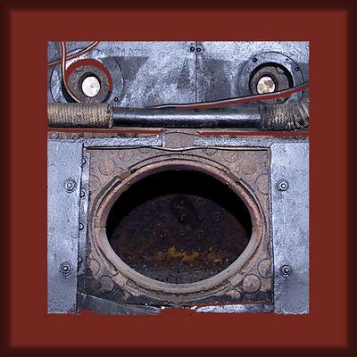 Mostra online di Carlo Ferraroni: Treni - 9. Fame di carbone