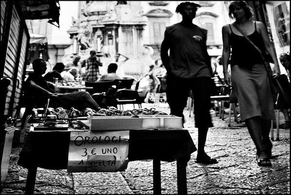 """Mostra online di Carlo Pollaci: """"Crepuscolo sulla Vucciria"""" - 2_2008"""