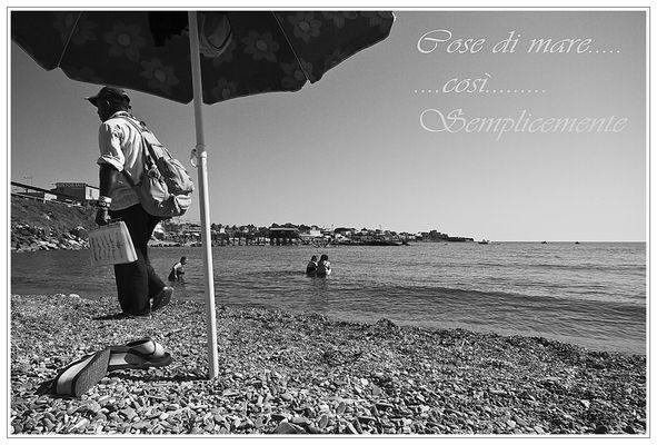 """Mostra online di Carlo Rigoglioso: """"Cose di mare... così... semplicemente"""""""