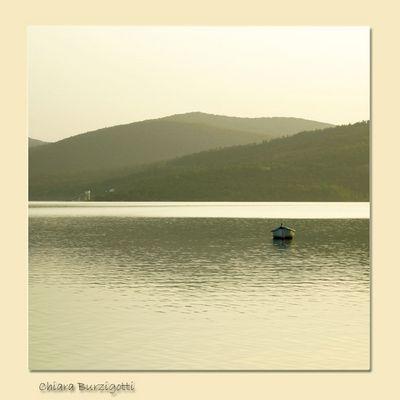 Mostra online di Chiara Burzigotti: Sensazioni in riva al lago - 2. La solitudine