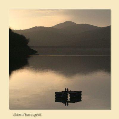 Mostra online di Chiara Burzigotti: Sensazioni in riva al lago - 4. Il pensiero