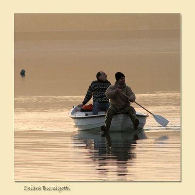 Mostra online di Chiara Burzigotti: Sensazioni in riva al lago - 5. Il viaggio