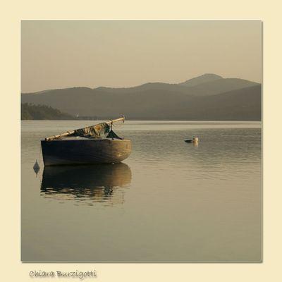 Mostra online di Chiara Burzigotti: Sensazioni in riva al lago - 6. La pace dei sensi