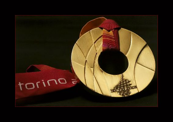 "Mostra online di Claudio Solera: ""Torino... think different"" - 10. Olympic gold medal"