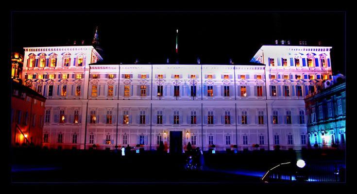 "Mostra online di Claudio Solera: ""Torino... think different"" - 4. Palazzo Reale"