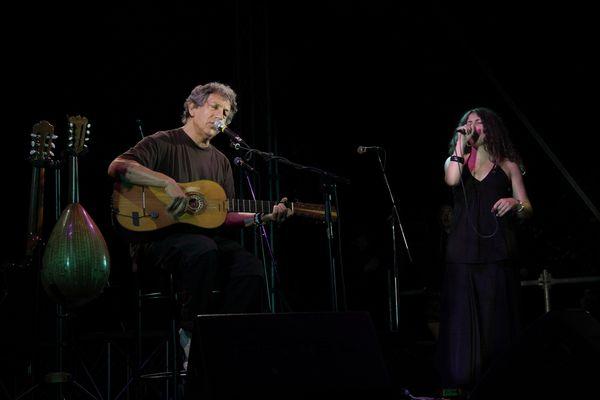 """Mostra online di Daniele Di Palma: """"Music Live"""" - 2."""