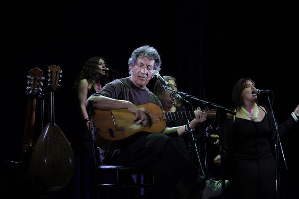 """Mostra online di Daniele Di Palma: """"Music Live"""" - 6."""