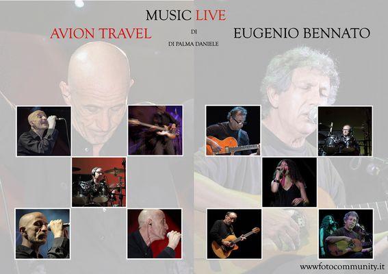 """Mostra online di Daniele Di Palma: """"Music Live"""""""