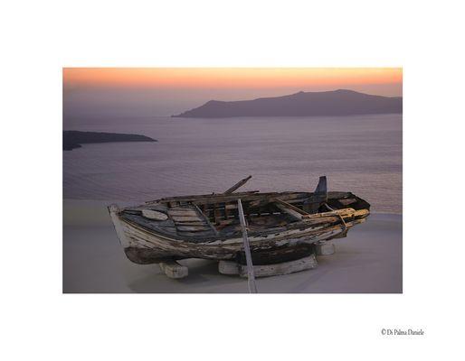"""Mostra online di Daniele Di Palma """"Why Santorini?"""" - 1."""