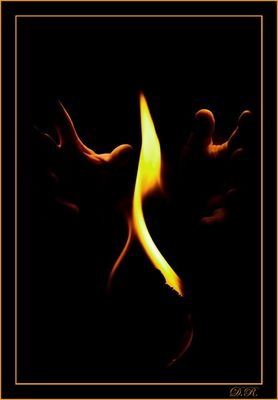 """Mostra online di Daniele Rapino: """"Dominante nera"""" - 6. Stil Burn"""