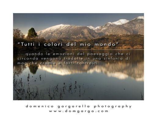 """Mostra online di Domenico Gargarella """"Tutti i colori del mio mondo"""""""