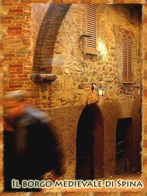 """Mostra online di Enrico Pasini: """"Il castello di Spina"""" -"""