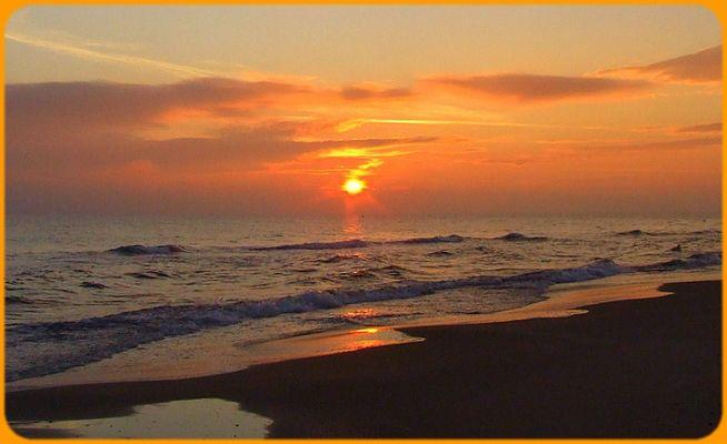 """Mostra online di Ettore Caio: """"Dall'alba al tramonto"""" - 1. Come vorrei vedere scorrere la vita..."""