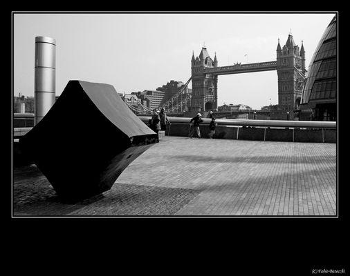"Mostra online di Fabio Batocchi ""Flying across London"" - 1"