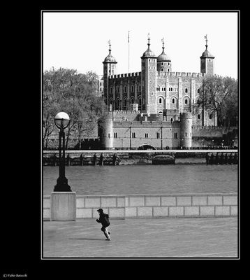 "Mostra online di Fabio Batocchi ""Flying across London"" - 2"