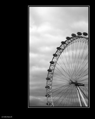 "Mostra online di Fabio Batocchi ""Flying across London"" - 5"