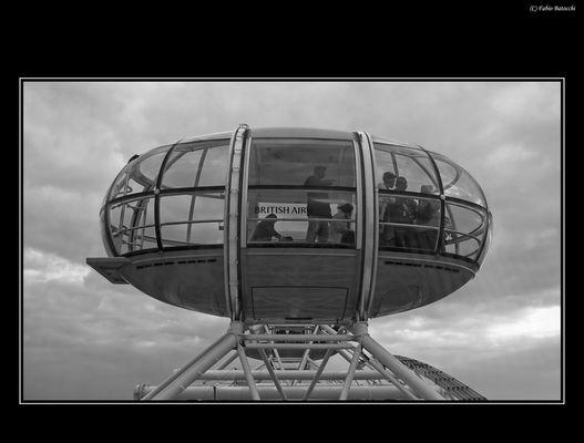 "Mostra online di Fabio Batocchi ""Flying across London"" - 7"
