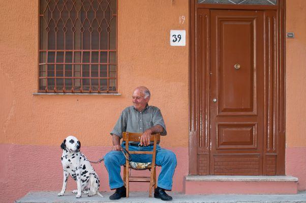 """Mostra online di Fabio Orfino """"Slow Life"""" - 10. L'attesa"""