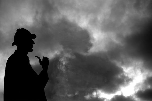 "Mostra online di Fabio Pochì ""Gente nel quotidiano"" - 3. Sherlock"