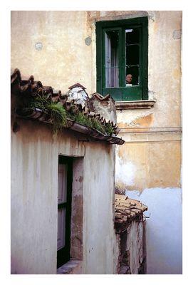 "Mostra online di Francesco Ottato: ""C'era una volta"" - 8. Sguardo oltre la finestra"