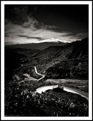 """Mostra online di Francesco Torrisi: """"Etna"""" - 10."""