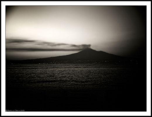 """Mostra online di Francesco Torrisi: """"Etna"""" - 3."""