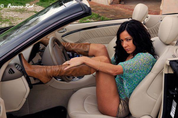 """Mostra online di Francis Red """"Elena - Loving Car"""" - 6."""