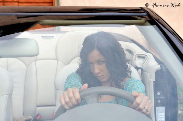 """Mostra online di Francis Red """"Elena - Loving Car"""" - 7."""