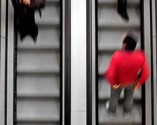 """Mostra online di Franco Folgori: """"La realtà del visibile e dell'invisibile"""" - 5. Routine"""