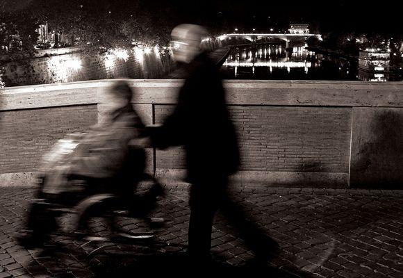 """Mostra online di Franco Folgori: """"La realtà del visibile e dell'invisibile"""" - 8.Vivere la vita"""