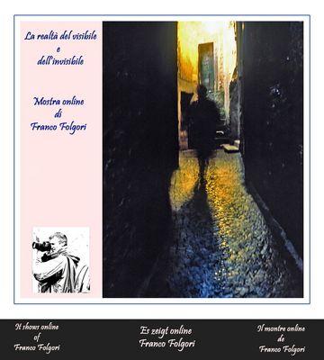 """Mostra online di Franco Folgori: """"La realtà del visibile e dell'invisibile"""" - Ritorno a casa"""