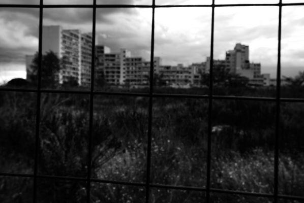 """Mostra online di Fulvia Menghi """"Paesaggio extraurbano"""" - 2. Ponticelli (Napoli)"""