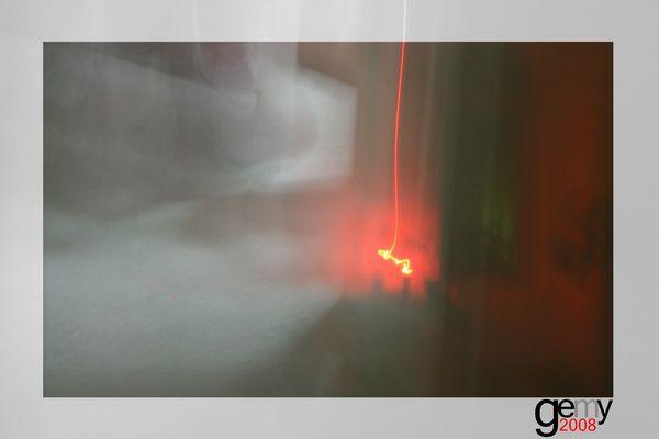 """Mostra online di Gemy Sepe """"Mosso non rimosso"""" - 9. In una linea rossa"""