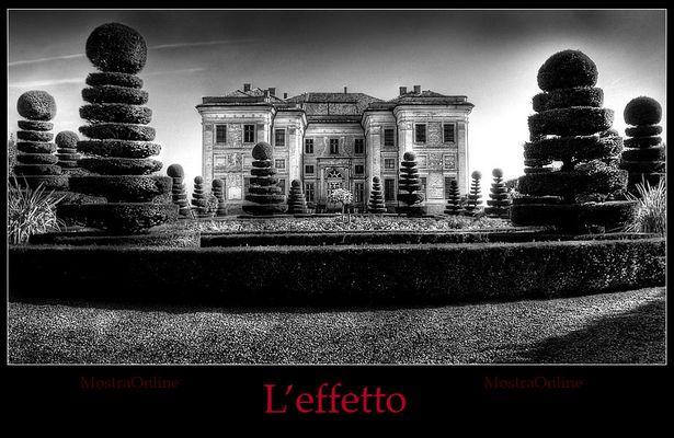 """Mostra online di Gero Merella: """"Tonificare"""" una foto - 6. L'effetto"""