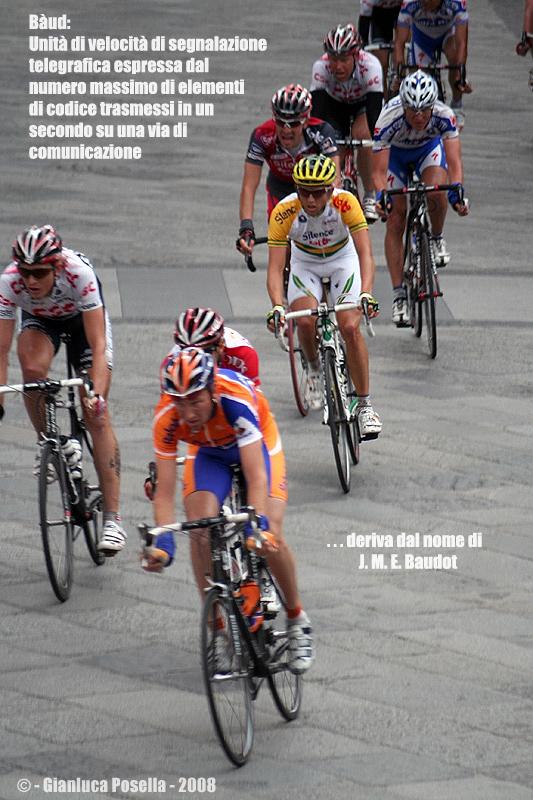 """Mostra online di Gianluca Posella """"Le velocità"""" - 1. Bàud"""