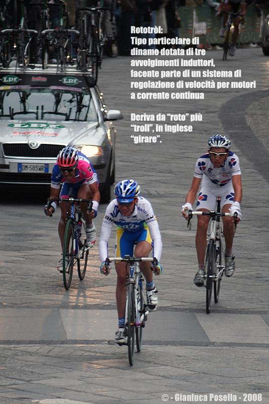 """Mostra online di Gianluca Posella """"Le velocità"""" - 3. Rototròl"""