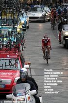 "Mostra online di Gianluca Posella ""Le velocità"" - 4. Vector velocitatis"